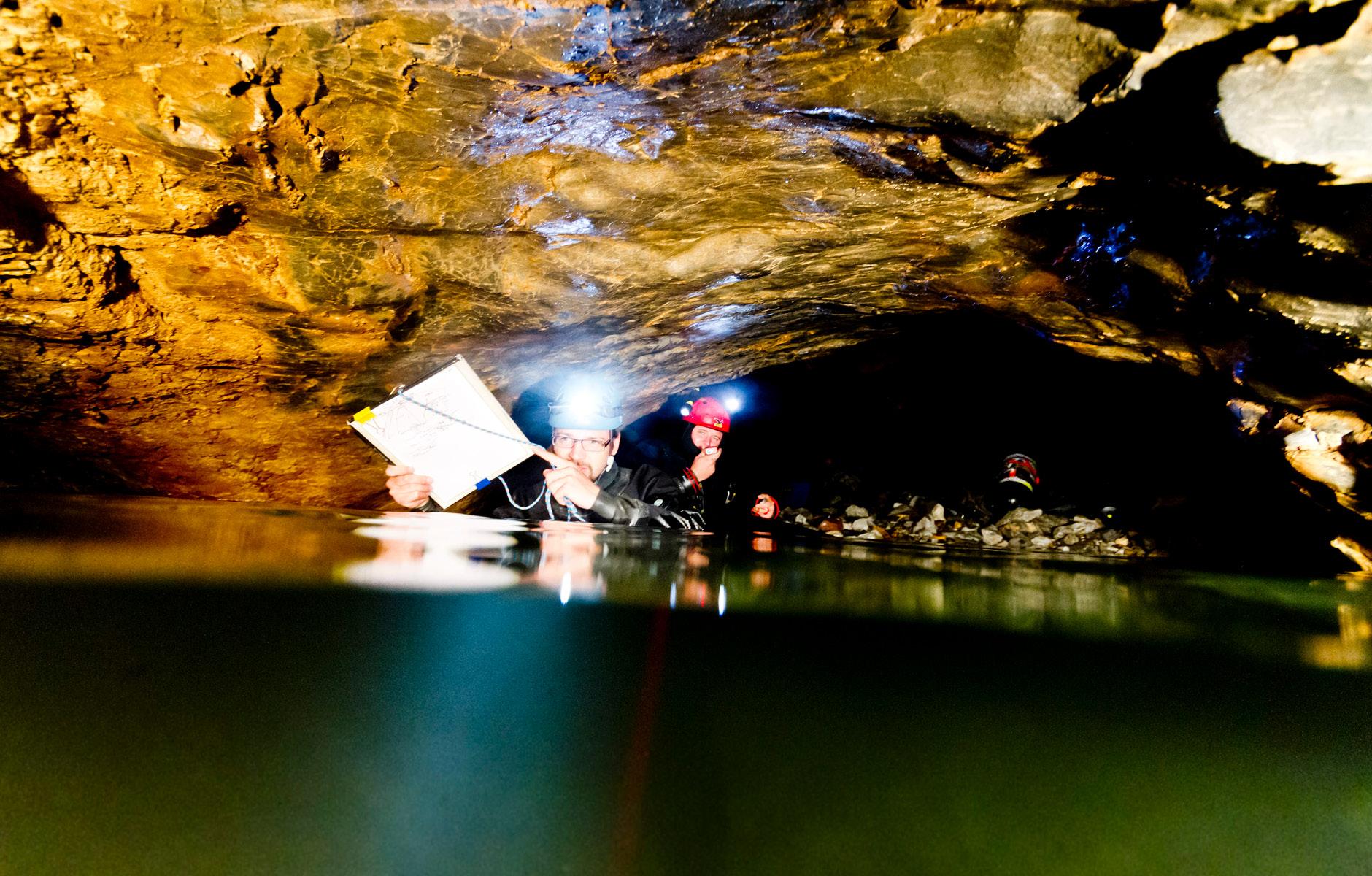 In der Tiefe der Coiba Mare